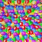 Background pixels — Stock Photo