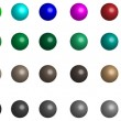 Royalty-Free Stock Vector Image: Balls 29.01.13