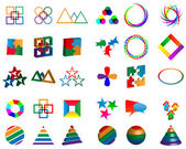 Logo 30.01.12 — Stock Vector