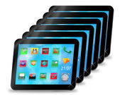 Tablets — Stock Photo