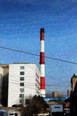Smokestack 01.05.13 — Stock Photo
