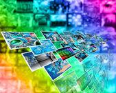 Interface — Stockfoto
