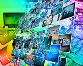 Interface — Stock Photo
