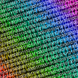 Background of binary code — Stock Photo #41525311