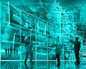 Computertechnologie — Stockfoto