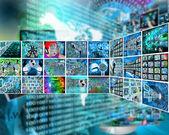 Cyber fantasy — Stock Photo