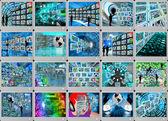 Twenty images — Stock Photo