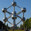 The Atomium in Brussels — Stock Photo #14787691