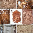 Wood Carving — Stock Photo #34630295