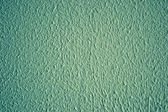 Wallpapers plaster texture turquoise — Stock Photo