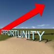 Stock Photo: Opportunity