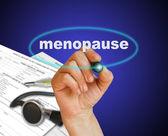 Menopause — Stockfoto