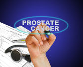 PROSTATE CANCER — Stock Photo
