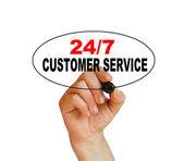 Customer service — Foto de Stock