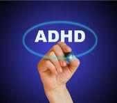 TDAH — Fotografia Stock