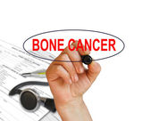 BONE CANCER — Stock Photo
