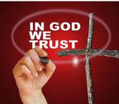 En Dieu nous avons confiance — Photo