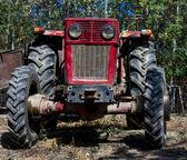 Přední traktor — Stock fotografie