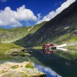 Landscape from Balea Lake — Stock Photo