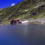 Landscape from Balea Lake — Stock Photo #28098599