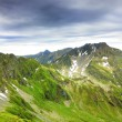 Beautiful landscape from the rocky Fagaras mountains — Stock Photo #51332205