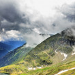 Beautiful summer landscape from Fagaras mountains — Stock Photo #51332285