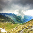 Beautiful summer landscape from Fagaras mountains — Stock Photo #51332305