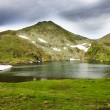 Landscape from Capra Lake and Fagaras mountains — Stock Photo #51332337