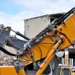 Demolition machinery. — Stockfoto