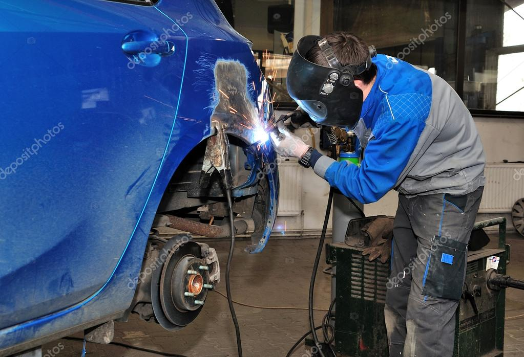 Car Welding Stock Photo 169 Lorakss 13795192
