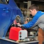 ������, ������: Car body work