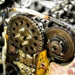 Stock Photo: Timing chain.
