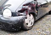 Car wreck. — Stock Photo