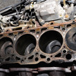Cylinder block. — Stock Photo #13886383