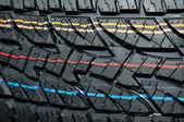 Winter tire. — Stock Photo