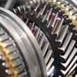 Gear box sprocket. - Stock Photo