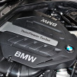 Detail of BMW engine — Stock Photo #17858713