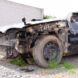Royalty-Free Stock Photo: Car wreck