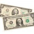 Stock Photo: Dollar bill