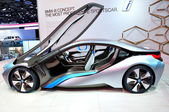 Bmw i8 concept bil — Stockfoto