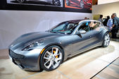 Fisker Surf car — Stock Photo
