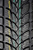 Car winter tire. — Stock Photo