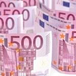 500 Euro banknotes. — Stock Photo #19440995