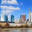 Stock Photo: Frankfurt am main.