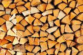 Firewood. — Stock Photo