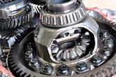 Differential aus auto-getriebe. — Stockfoto