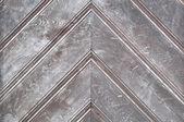 Wooden door detail. — Stock Photo