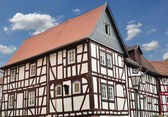 Fachwerkhaus in Germany. — Stock Photo