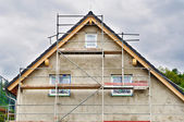 House under construction. — Stock Photo