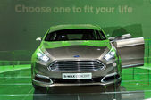 Ford S-max Concept on IAA 2013 — Stock Photo